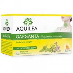 AQUILEA GARGANTA 20 BOLS INFUS