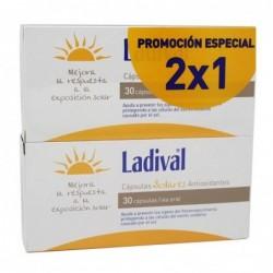 LADIVAL CAP SOL ANTIOX 30U DUP